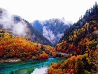 Jiuzhaigou Attractions Photos