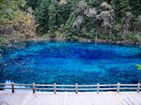 Jiuzhaigou Five-Color Pond