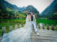 Honeymoon Tour in Jiuzhaigou