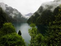 Jiuzhaigou in August