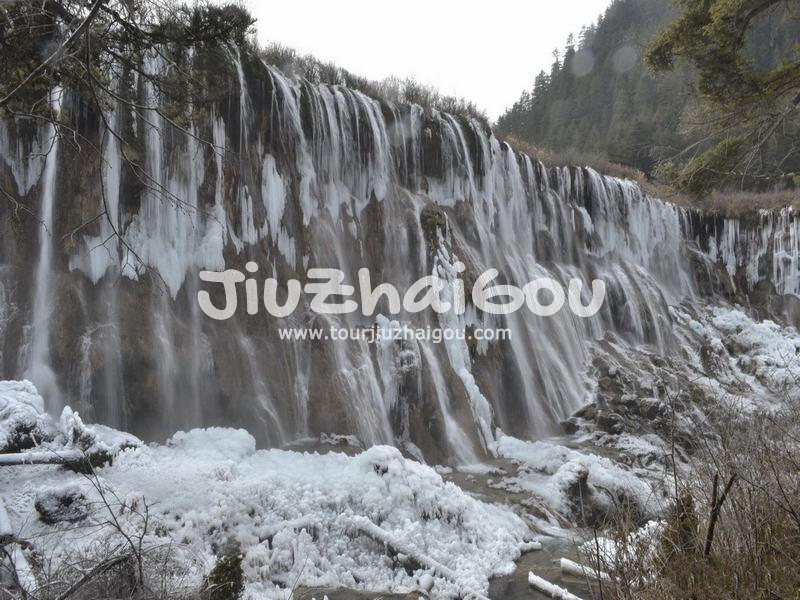 December in Jiuzhaigou
