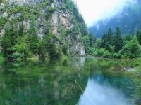 Jiuzhaigou in July
