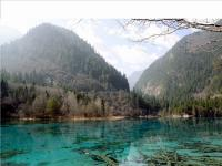 Jiuzhaigou in March