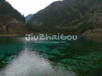 Jiuzhaigou in November