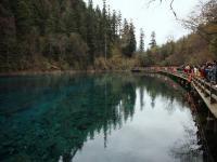 Jiuzhaigou in October