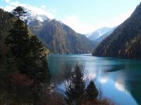 Visit Jiuzhaigou in October