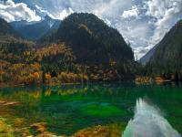October in Jiuzhaigou