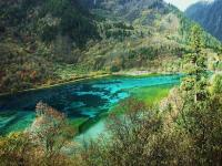 Water in Jiuzhaigou