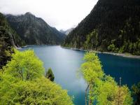 Jiuzhaigou Long Lake