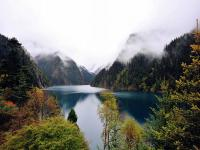 Long Lake Jiuzhaigou China