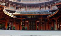 Tulou in Luodai Ancient Town