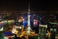 Dazzling Oriental Pearl TV Tower