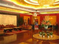 Lobby of Qianhe International Hotel