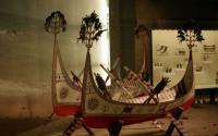 Model of Ancient Ship