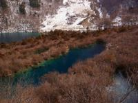 Jiuzhaigou Shuzheng Lakes in Winter