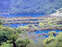 Shuzheng Lakes in Jiuzhaigou National Park