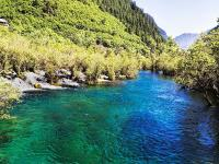 Jiuzhaigou Sleeping Dragon Lake