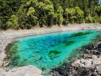 Summer in Jiuzhaigou National Park