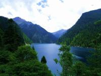 Summer in Jiuzhaigou