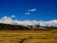 Tagong Grassland and Yala Snow Mountain