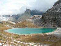 Yading Five-Color Lake