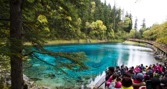 3-day Jiuzhaigou National Park Tour