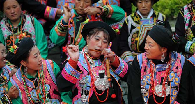 5-day Mystic Qiang People Culture Tour