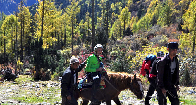 15-day Grand Sichuan Odyssey Tour